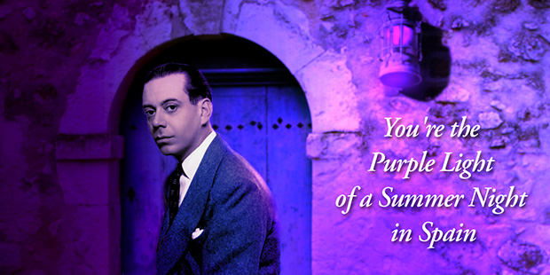 Cole Porter About Purple Light Vacations