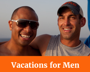 Dream Vacations for Men