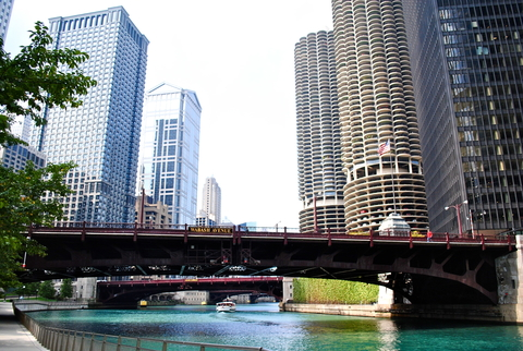 chicago illinois is like a shiny toy