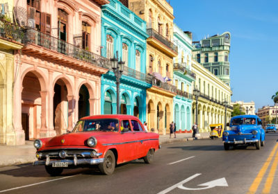 LGBT group cruise to Cuba