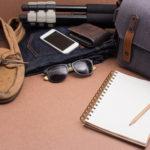 Pre-travel check list