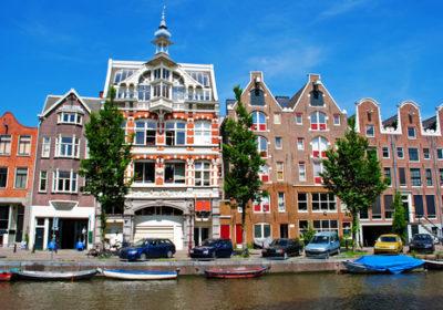 Basel to Amsterdam