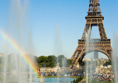 gay Seine River cruise