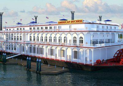 LGBT+ Mississippi River cruise
