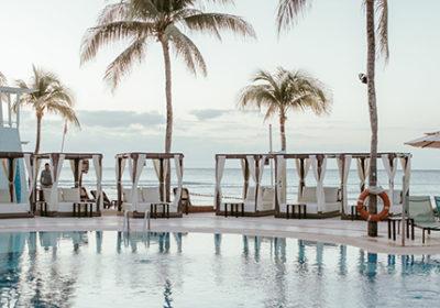 LGBT+ Mexican resort week