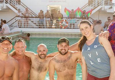 LGBT+ Caribbean cruise